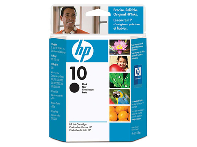 HP 10 Black 69ml Inkjet Cartridge