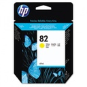 HP 82 Yellow 69ml Inkjet Cartridge
