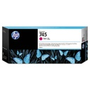 HP 745 300ml Magenta Ink Cartridge