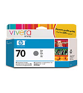 [C9450A] HP 70 Gray 130ml Ink Cartridge