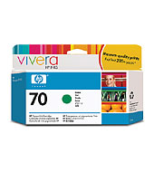 [C9457A] HP 70 Green 130ml Ink Cartridge