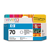 [C9459A] HP 70 Gloss Enhancer 130ml Ink Cartridge
