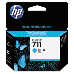 [CZ130A] HP 711 Cyan 29ml Ink Cartridge