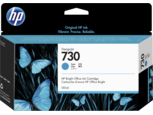 [P2V62A] HP 730 130ml Cyan DesignJet Ink Cartridge